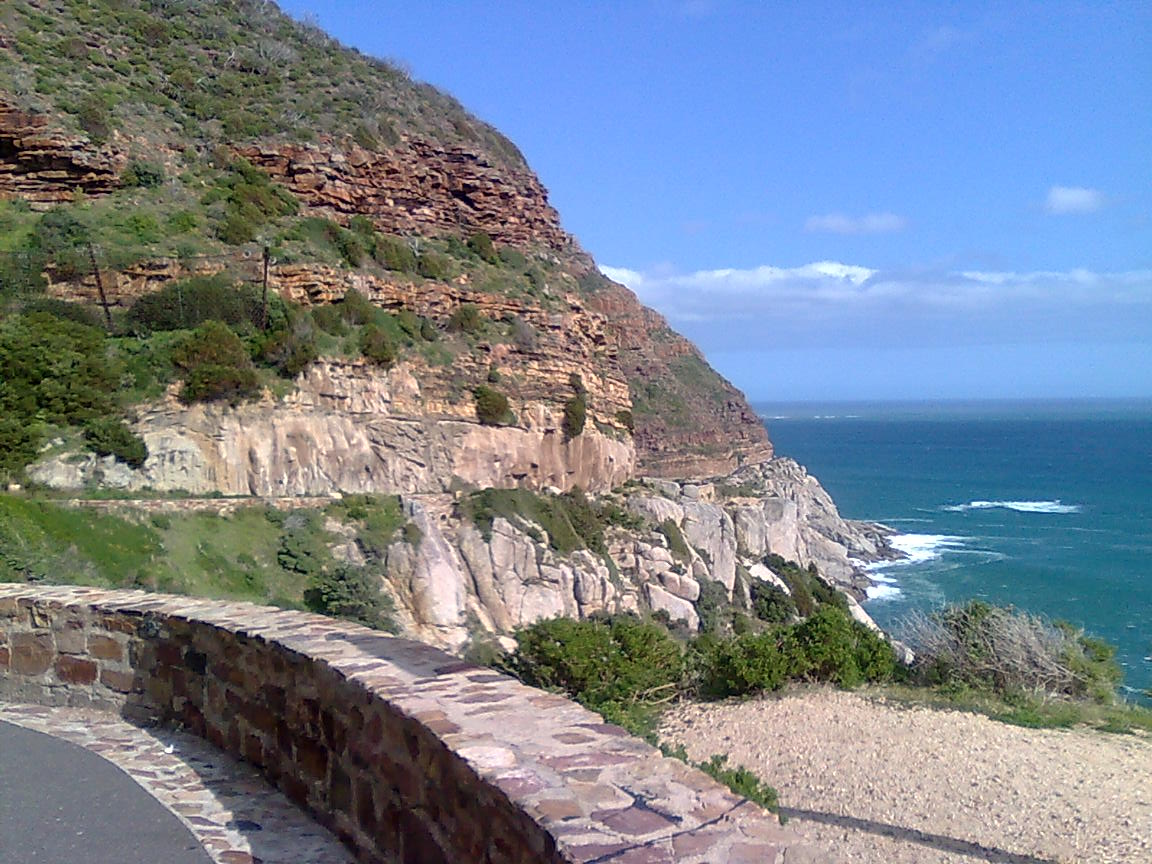 A scenic drive in Cape Town | Ridgway Ramblers