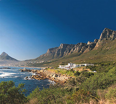 The 12 apostles of Cape Town
