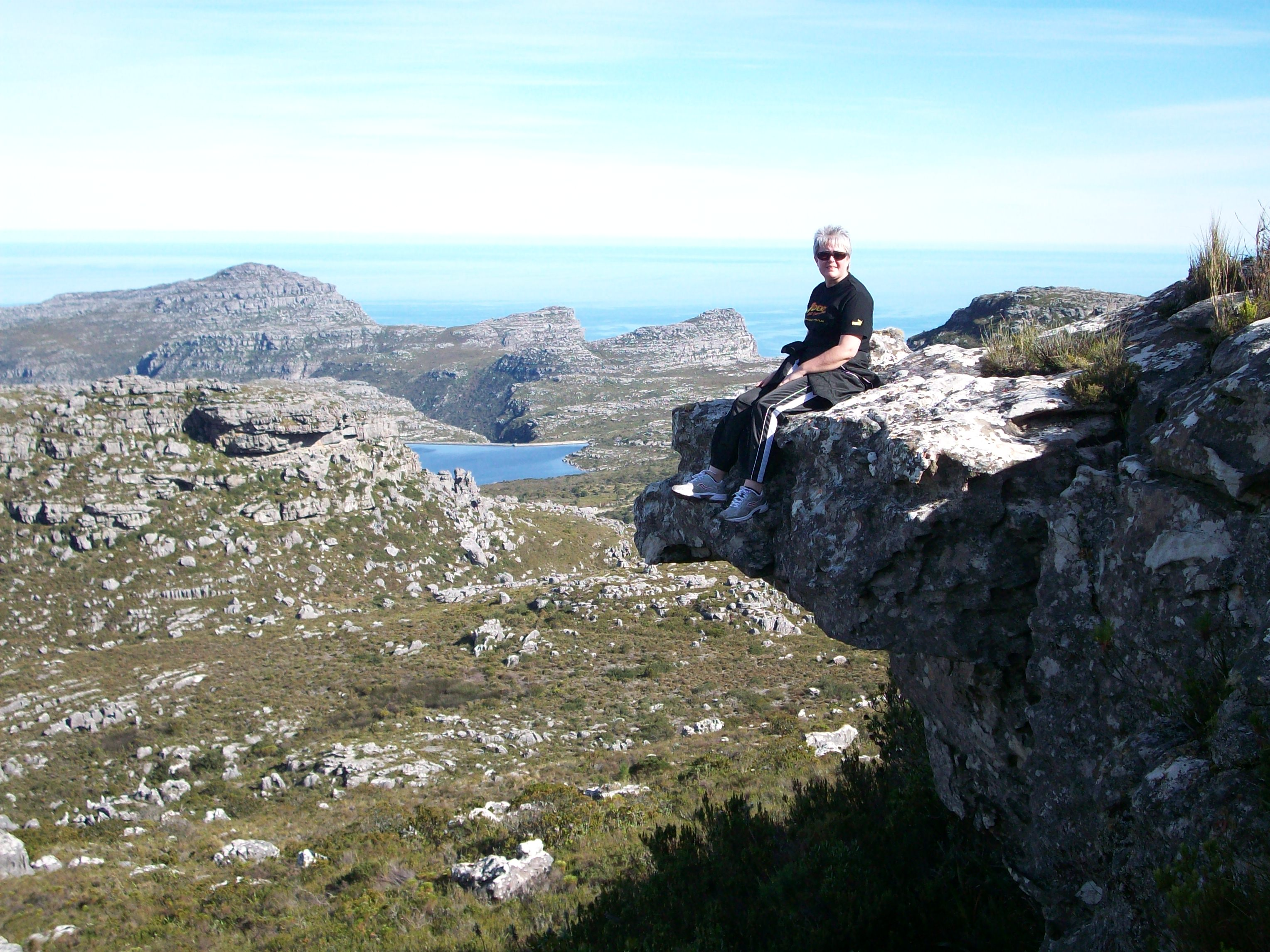 Beautiful Views From Table Mountain Ridgway Ramblers