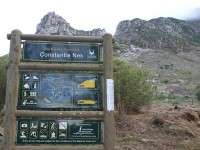Constantia Nek hiking trail