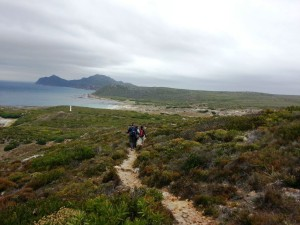hike in cape point