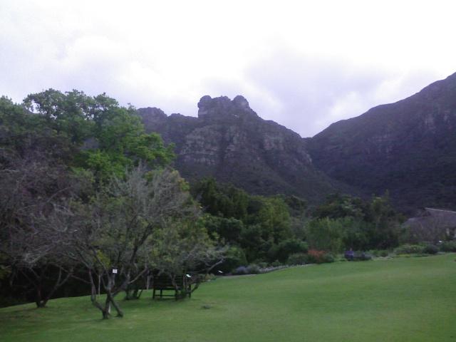 Table Mountain Hiking Trails From Kirstenbosch Gardens Ridgway