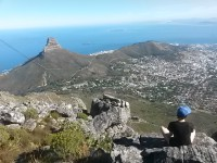 Walk on Table Mountain