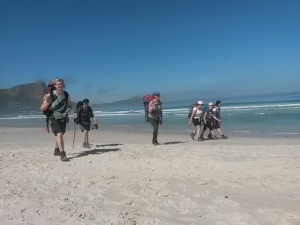 Hiking in Cape Town